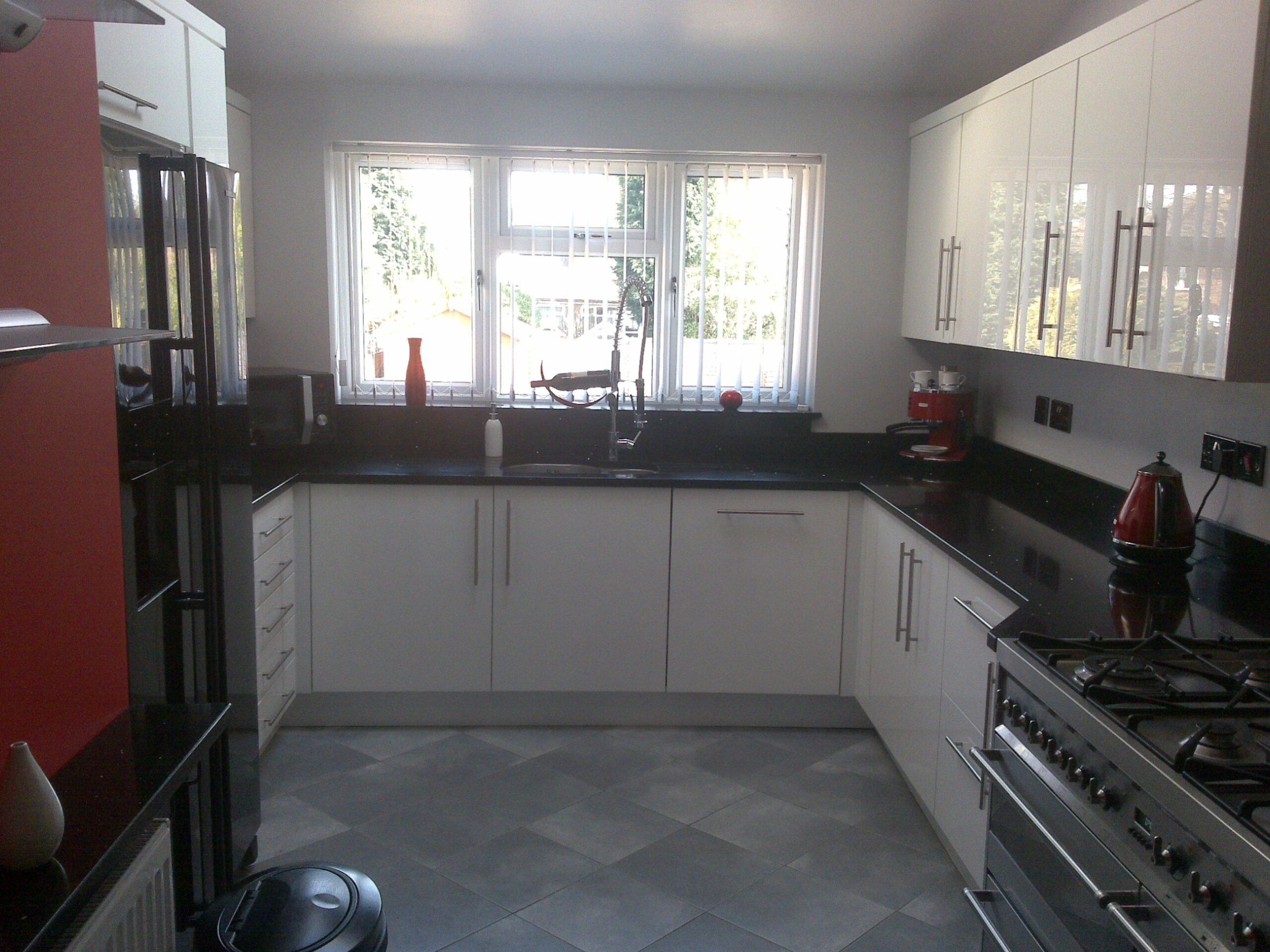 kitchen fitting in birmingham 3